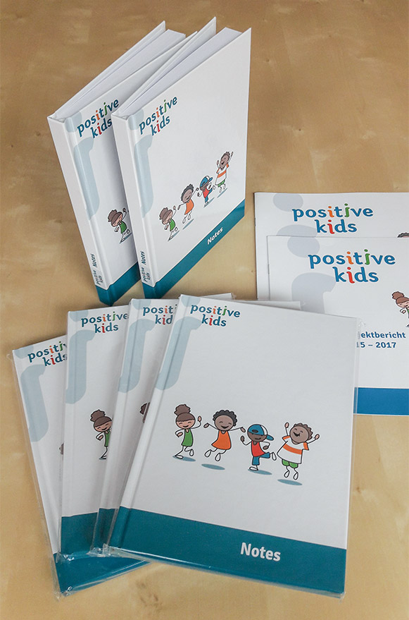 Positive Kids Notizbücher bestellen